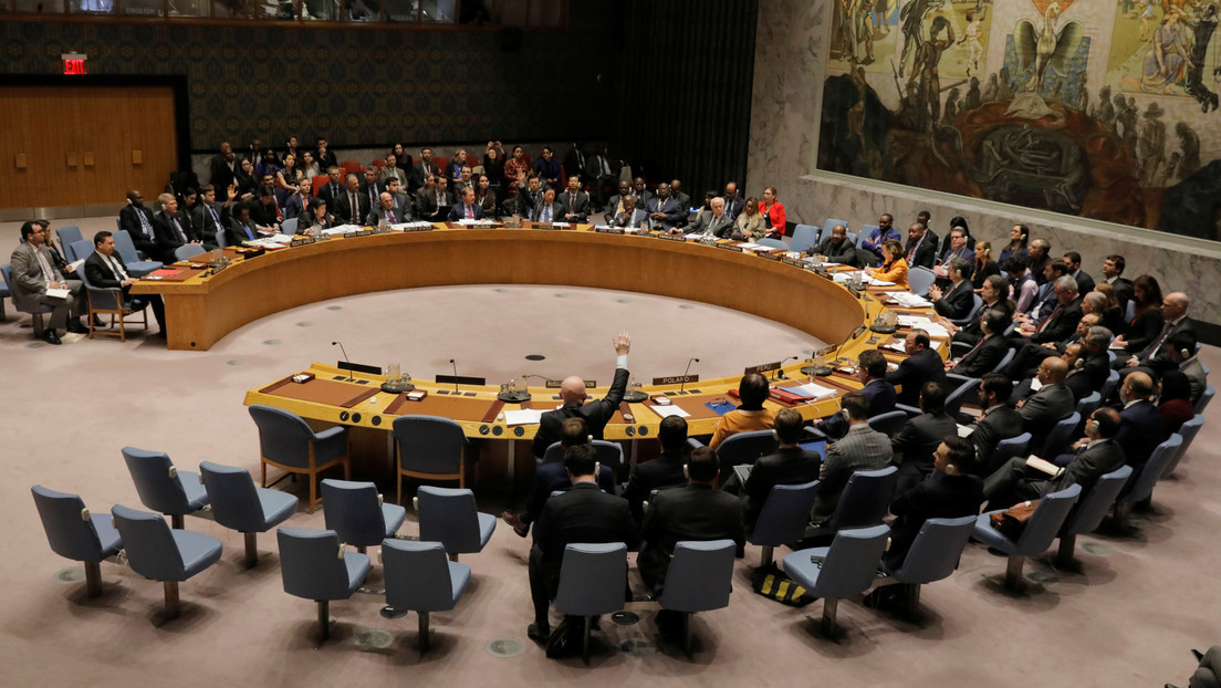El Consejo de Seguridad de la ONU rechaza la petición de EE.UU. de restablecer las sanciones contra Irán