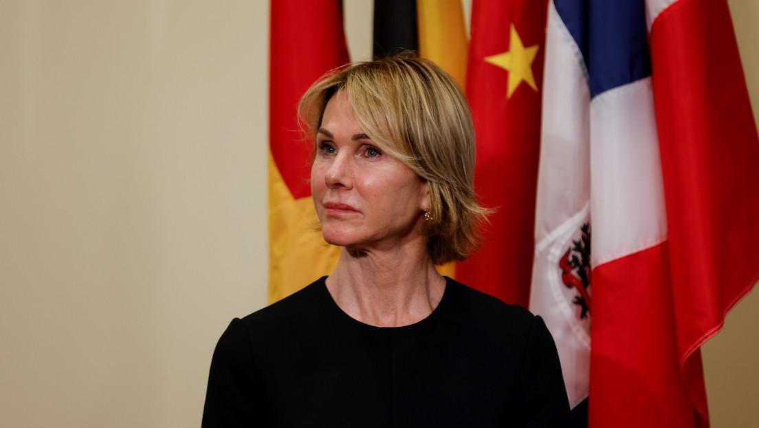 """Embajadora de EE.UU. en la ONU acusa a miembros del Consejo de Seguridad de """"estar en la compañía de terroristas"""" y promete seguir presionando a Irán"""