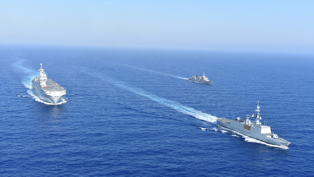 Italia, Francia, Grecia y Chipre inician ejercicios militares en el Mediterráneo oriental y Erdogan avisa que Turquía protegerá sus derechos