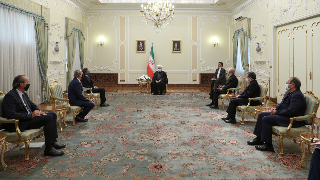 Irán acuerda otorgar acceso al OIEA a dos supuestos antiguos sitios atómicos