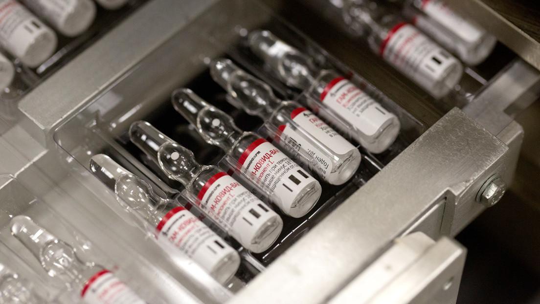 27 países desean comprar la vacuna rusa contra el covid-19