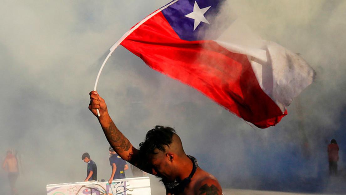 Chile arranca oficialmente la campaña para el histórico plebiscito donde decidirán si cambian o no la Constitución de Pinochet