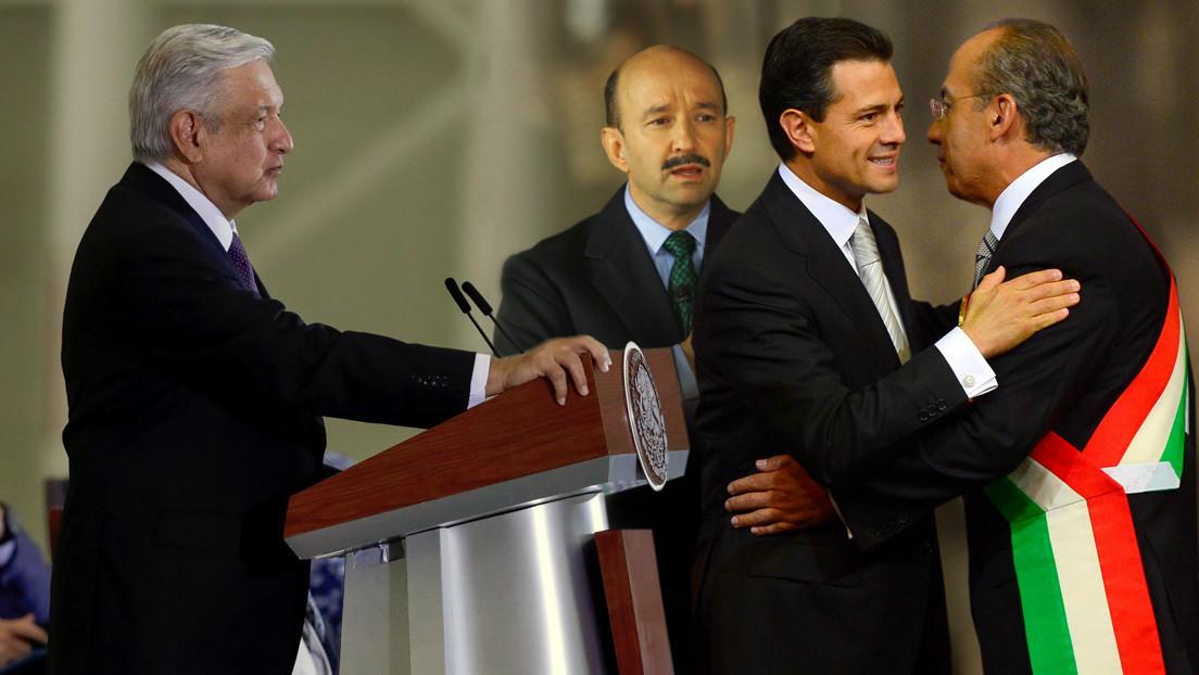 Privatizaciones, neoliberalismo y videos: la guerra política entre López Obrador y los expresidentes de México en 3 claves