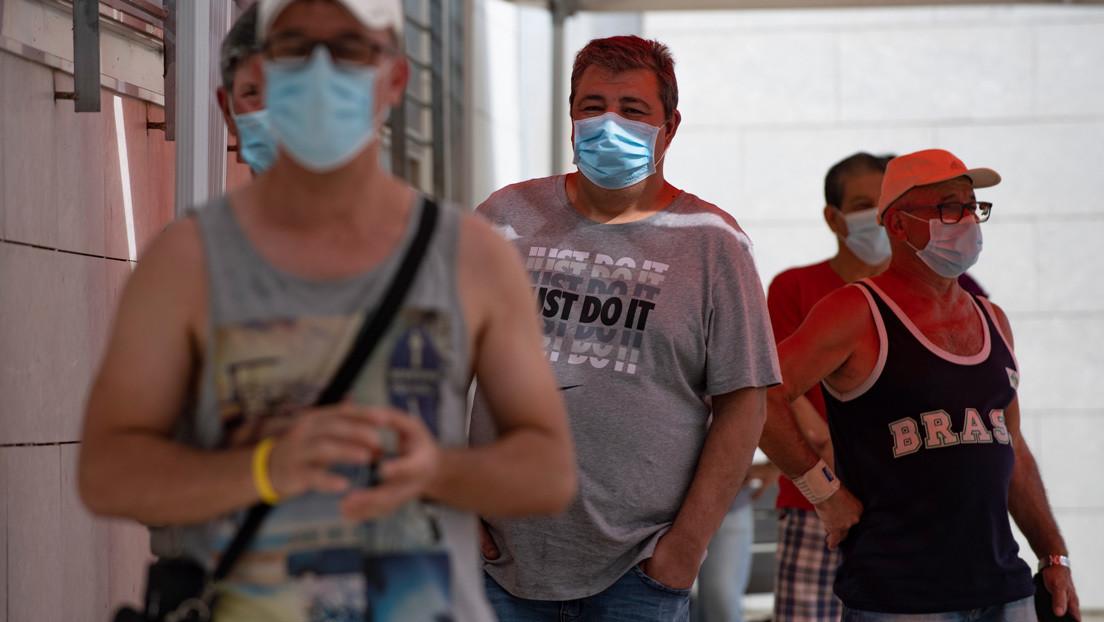 Detectado el primer paciente reinfectado de coronavirus en España