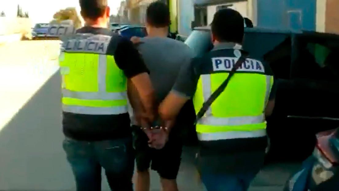 Un negacionista del covid-19 que llamaba a hospitales y residencias de ancianos para difundir datos falsos es detenido en España