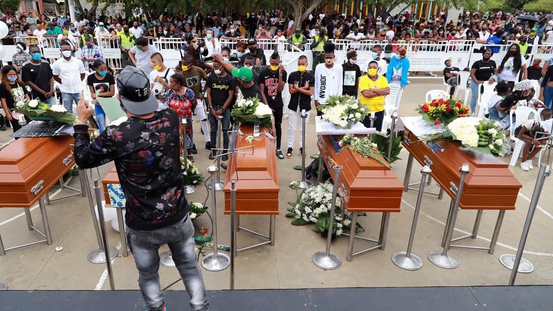 Capturan a dos vigilantes por la masacre de los cinco menores que estremeció a Colombia