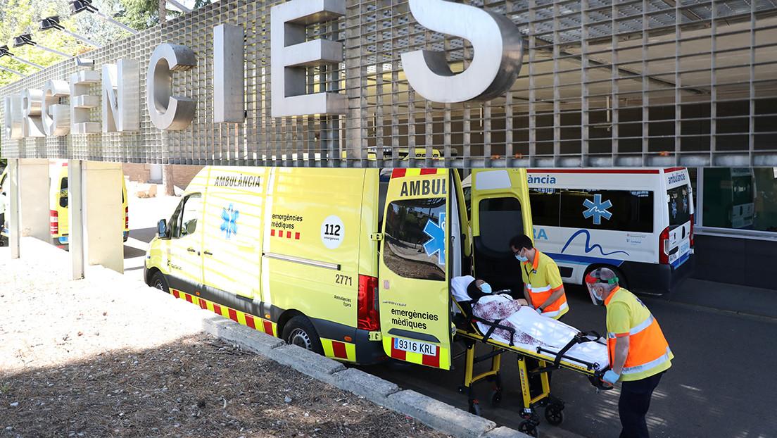 Los contagios siguen al alza en España: más de 9.700 nuevos casos, 3.829 en la última jornada