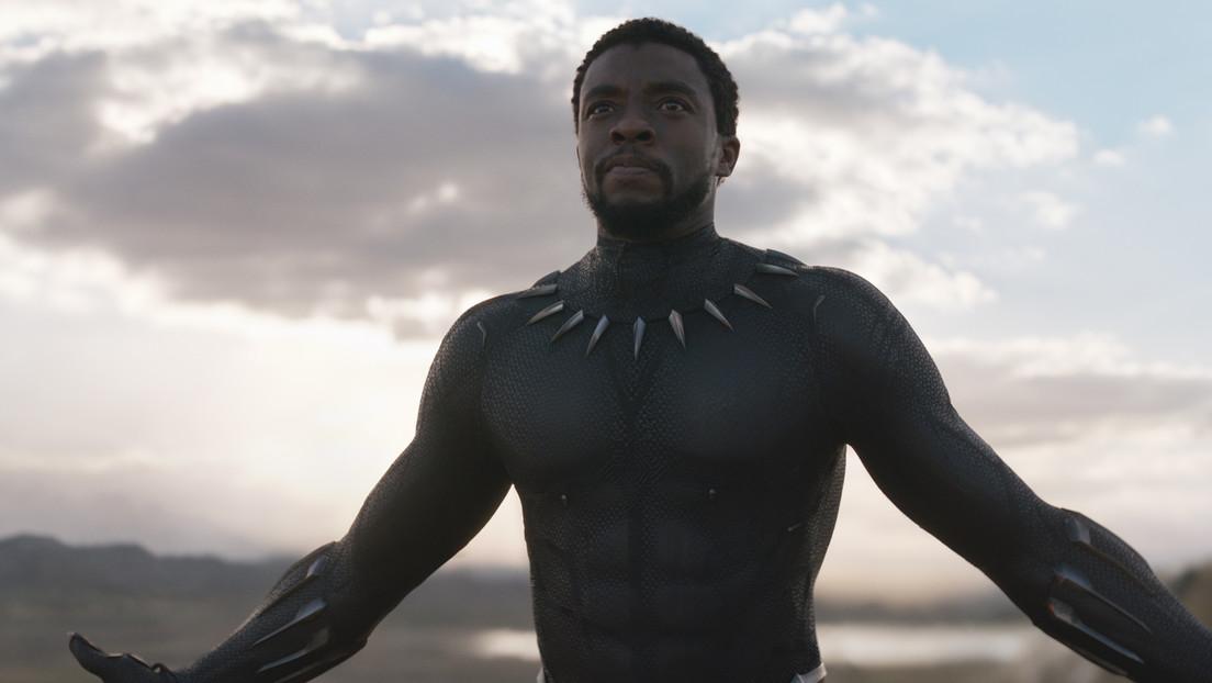 Fallece víctima del cáncer el actor Chadwick Boseman, estrella de 'Pantera Negra' de Marvel, a los 43 años