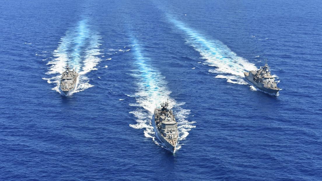 Ankara advierte de una guerra con Grecia por la disputa en el Mediterráneo oriental