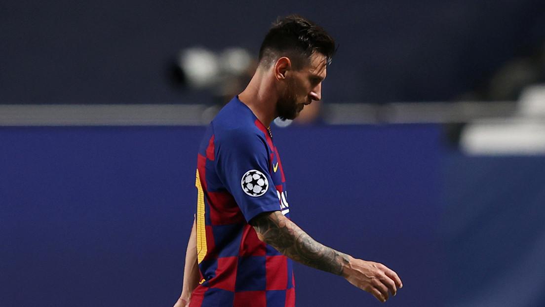Un detalle en el contrato de Messi lo dejaría libre y sin pagar la cláusula de 700 millones de euros al Barça thumbnail