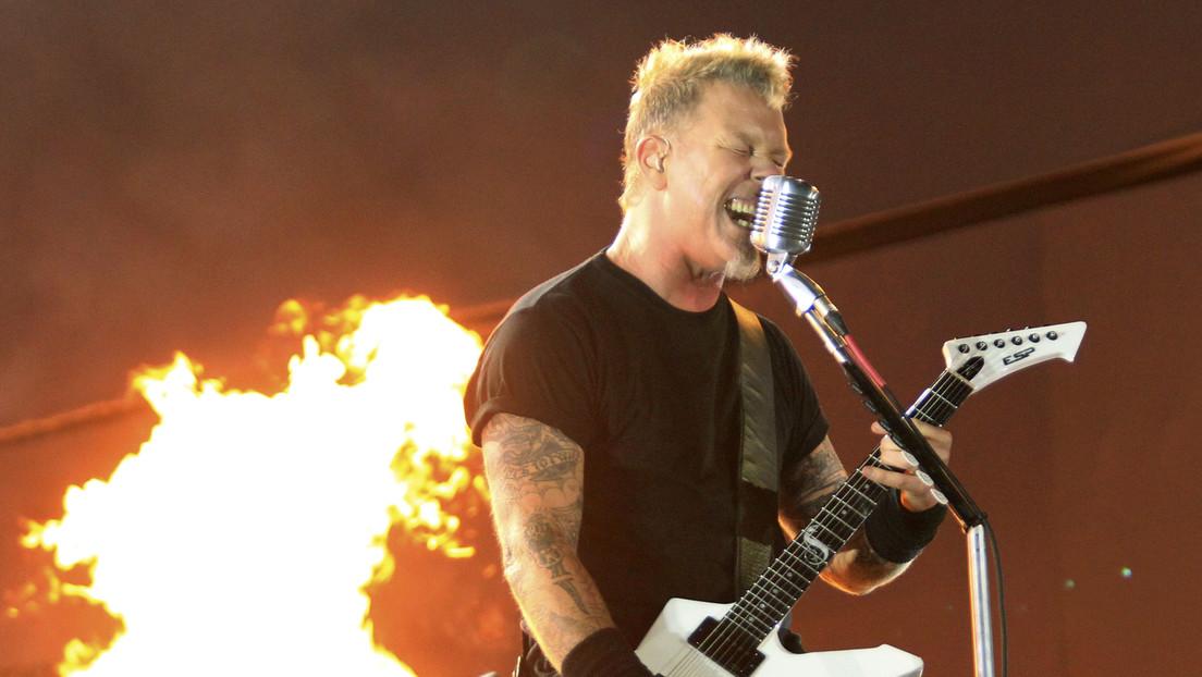 FOTO: Una nueva especie de serpiente venenosa es nombrada como el vocalista de Metallica