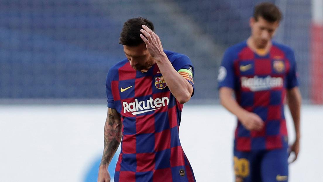 """La Liga se pronuncia sobre el caso Messi y aclara las """"diferentes interpretaciones"""" de su contrato"""