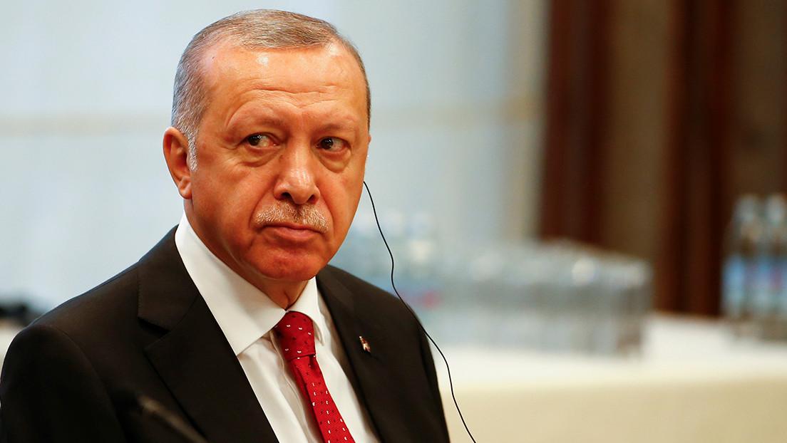 Erdogan anuncia las pruebas espaciales de su primer propulsor de combustible líquido