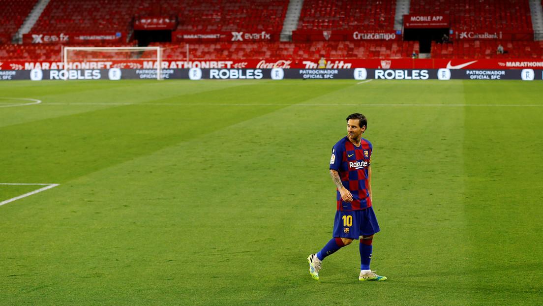 Messi falta a pruebas del Barça a un día del primer entrenamiento con Ronald Koeman y acrecienta las dudas sobre su salida
