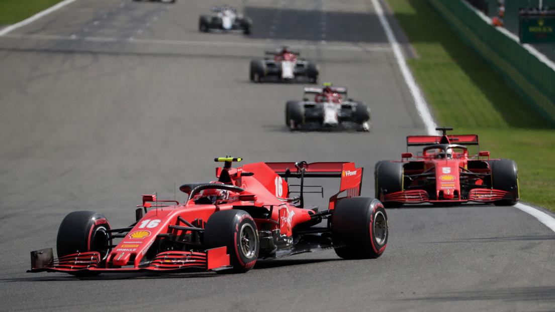 La ola de memes por la decepcionante carrera de Ferrari en la F1 compara la crisis de esa escudería con la del F.C. Barcelona