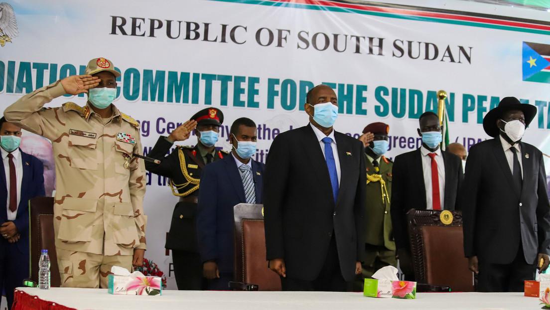 Sudán logra un acuerdo de paz con rebeldes tras 17 años del conflicto