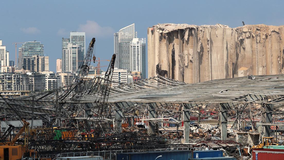 Evalúan en hasta 4.600 millones de dólares los daños causados por la explosión en Beirut