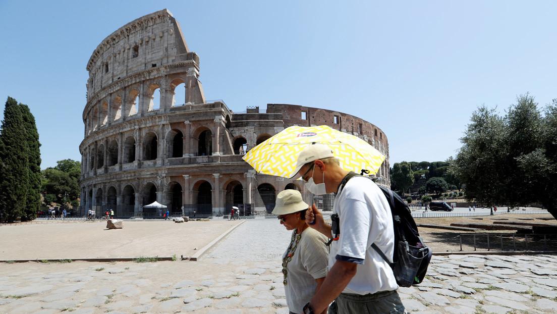 La economía italiana sufre una importante recesión tras la cuarentena por coronavirus