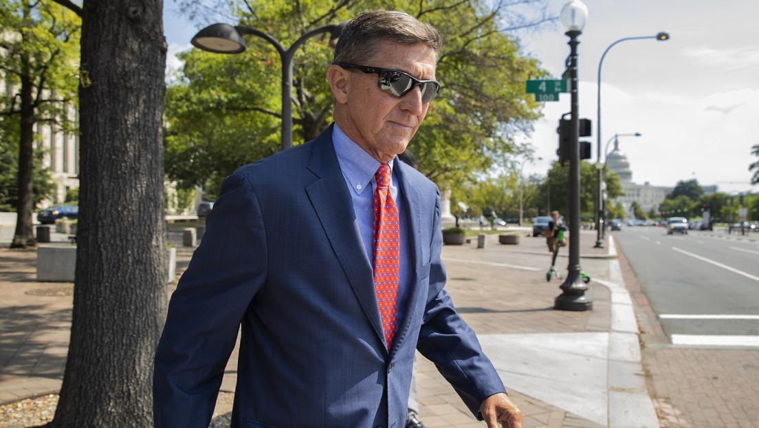 'Russiagate' sin fin: una corte de apelaciones en EE.UU. revierte la decisión anterior y envía el caso de Michael Flynn al juez