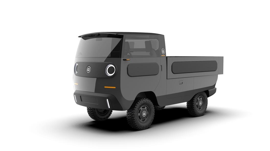 EBussy, el nuevo auto eléctrico que se puede transformar
