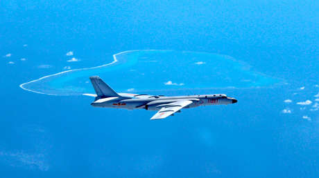 Base aérea situada al extremo oeste de China podría alojar bombarderos nucleares