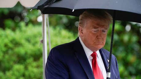 Der Geschichtsprofessor, der seit 1984 jedes Rennen des US-Präsidenten genau vorausgesagt hat, sagt Trumps Zukunft voraus