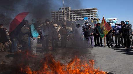 La violencia recrudece en Bolivia: bloqueos, enfrentamientos y maniobras para proscribir al partido de Evo Morales