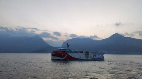 Aumentan las tensiones entre Grecia y Turquía por los planes de Ankara de explorar una plataforma continental disputada