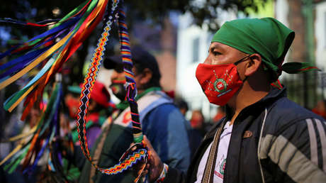 Nueva masacre en Colombia: asesinan a tres indígenas awá en un resguardo de difícil acceso