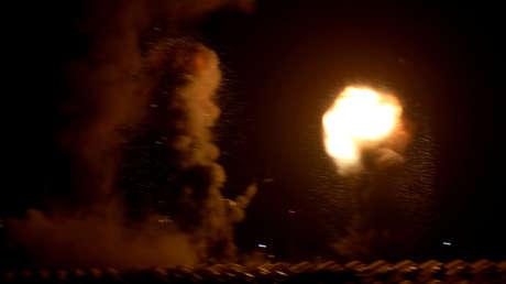 Aviones israelíes atacan infraestructura de Hamás en Gaza