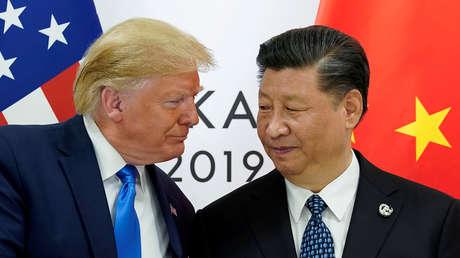 """China advierte que tomará represalias si EE.UU. continúa sus """"acciones provocativas"""" en Asia-Pacífico"""