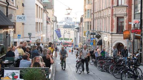 Suecia registra la mortalidad semestral más alta en más de 150 años
