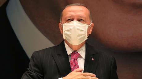 """EE.UU. arremete contra Erdogan por reunirse con líderes de Hamás y afirma que eso """"solo servirá para aislar a Turquía"""""""