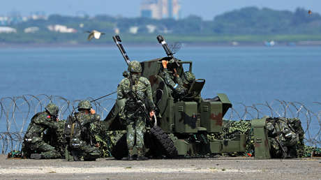 China advierte que responderá si EE.UU. continúa vendiendo armas a Taiwán