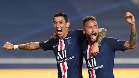 Neymar y Di María habrían llamado a Messi para convencerlo de jugar en el PSG