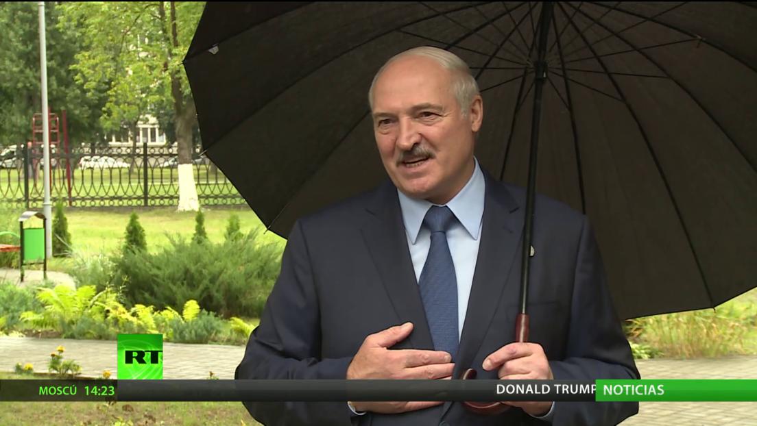 Bielorrusia: Lukashenko amenaza con cerrar sus fronteras para el tránsito de cargamentos europeos