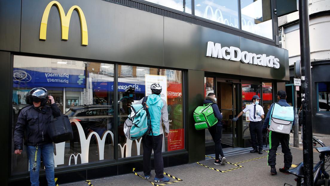 McDonald's acusado de discriminar a los franquiciados negros