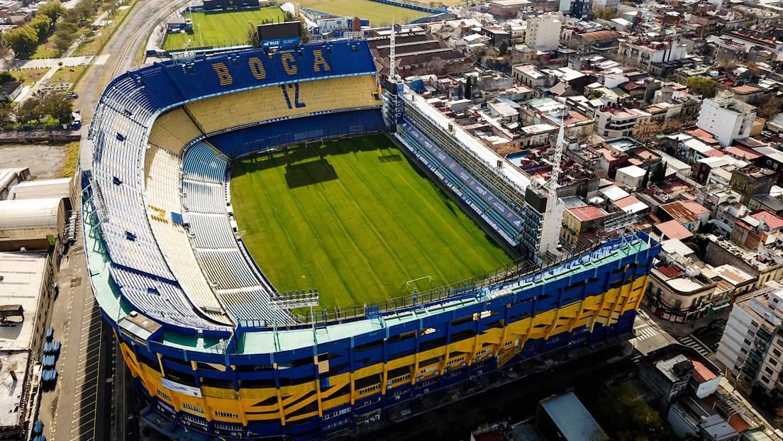 """""""No deja de impactar la cantidad de casos"""": Boca Juniors suspende los entrenamientos al confirmarse 19 contagios de coronavirus en el equipo thumbnail"""