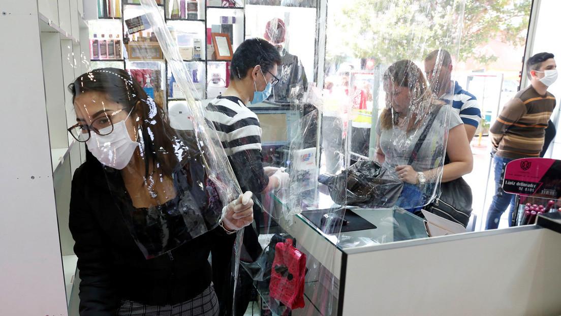 La actividad económica de Chile cayó un 10,7 % interanual en julio