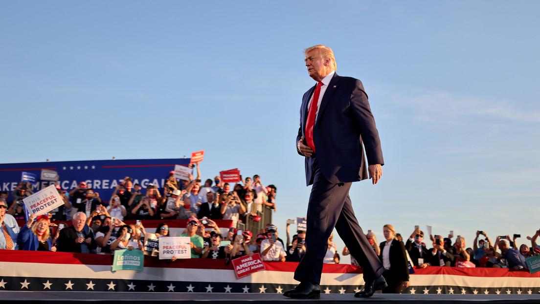 Trump se convierte en el mayor comprador de publicidad política en Google