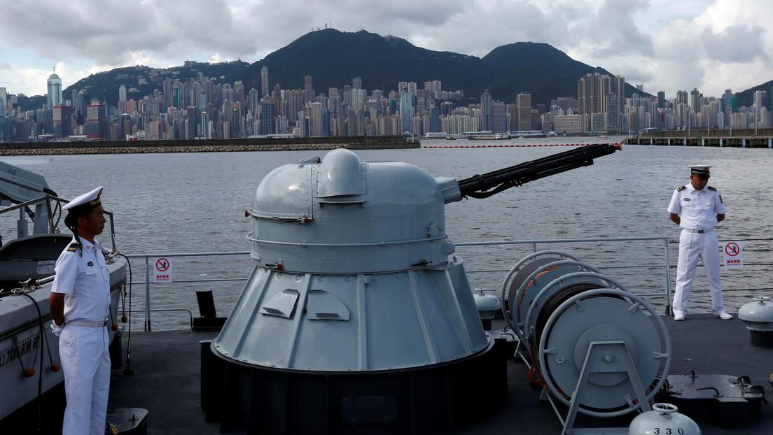El Pentágono sospecha que China planea construir más bases militares en el extranjero