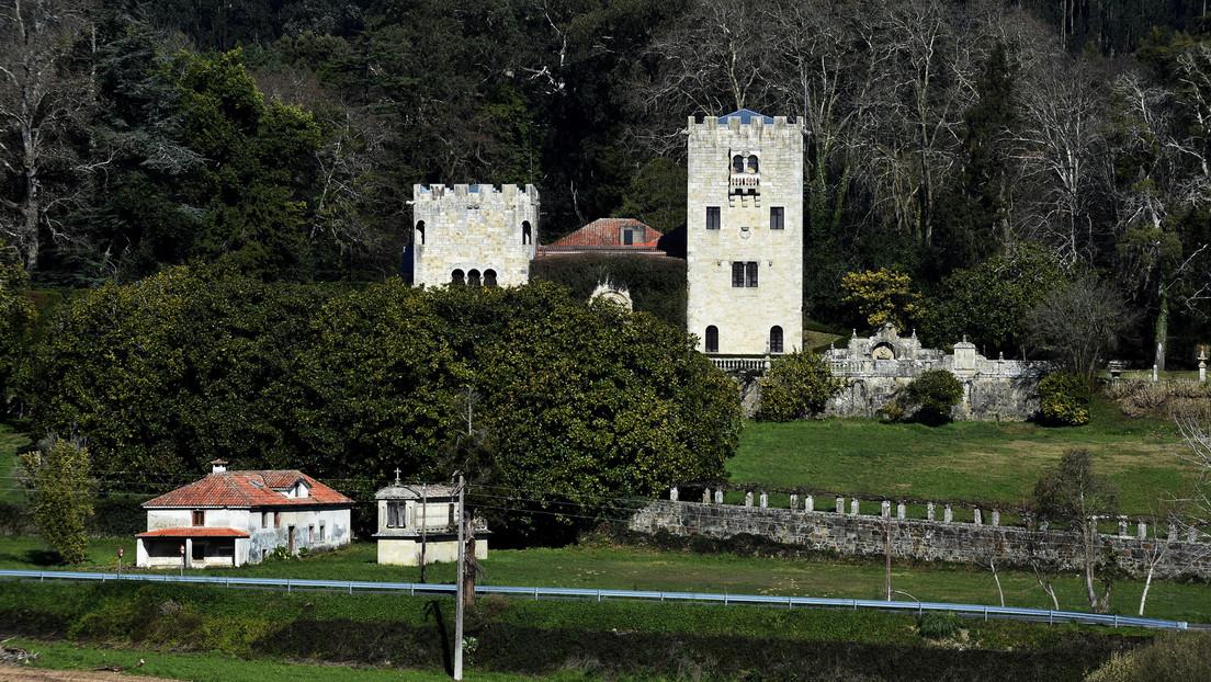 La Justicia española ordena a la familia Franco la devolución del Pazo de Meirás al Estado