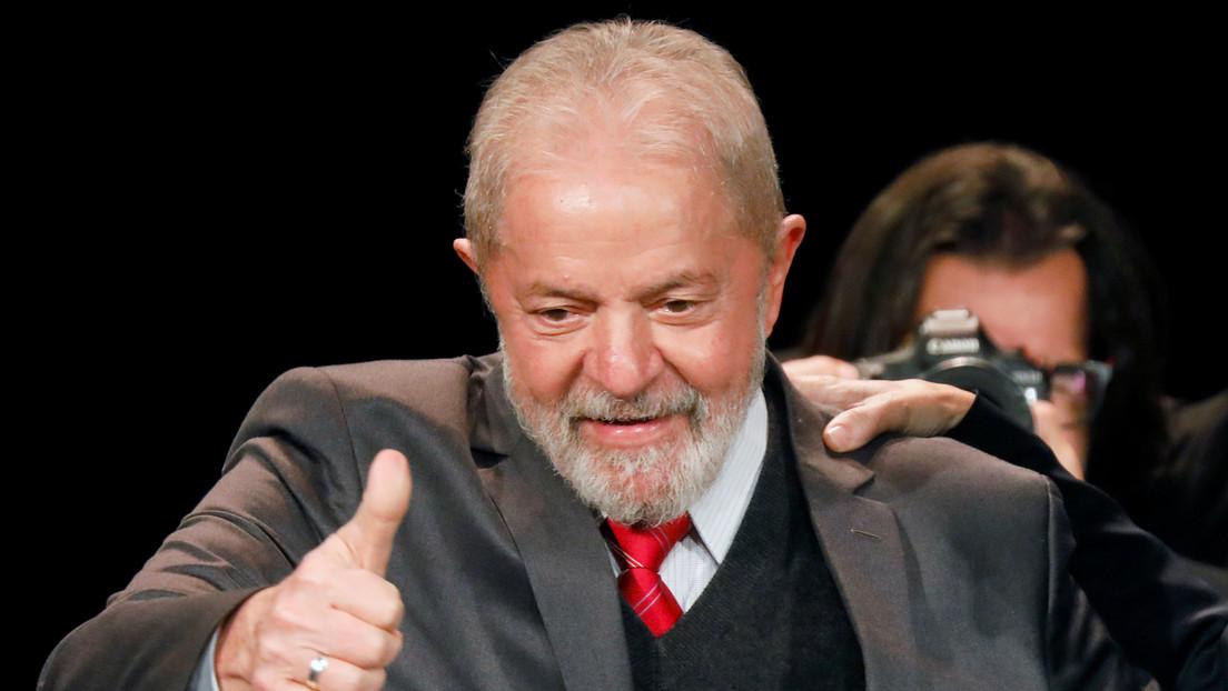 La Justicia de Brasil anula de forma unánime una denuncia contra Lula da Silva por corrupción