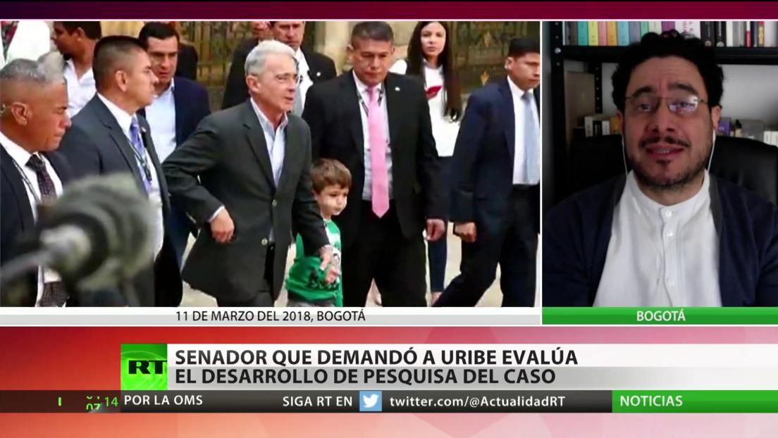 Colombia: Senador que demandó a Uribe advierte de que el juicio podría perder imparcialidad tras el traslado del caso a la Fiscalía