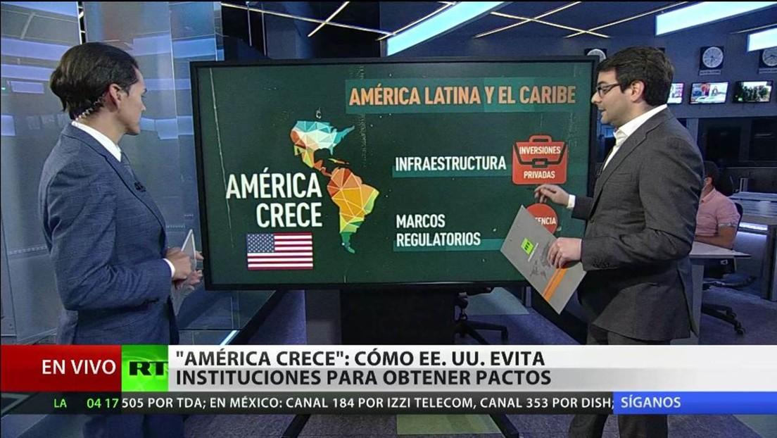 'América Crece', un acuerdo con la Casa Blanca que tiene contraprestaciones a cambio de apoyo