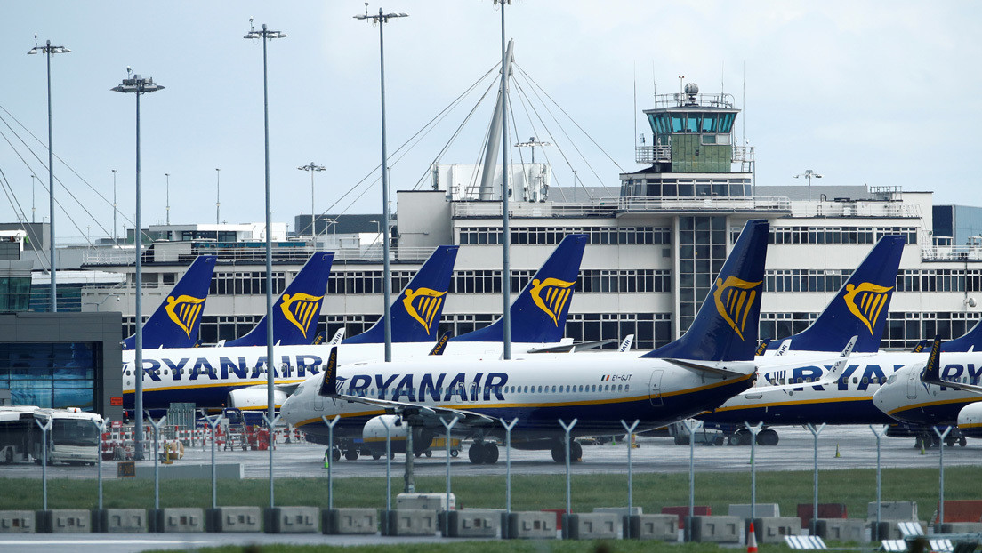 Ryanair vende un millón de billetes por seis dólares durante la pandemia de covid-19