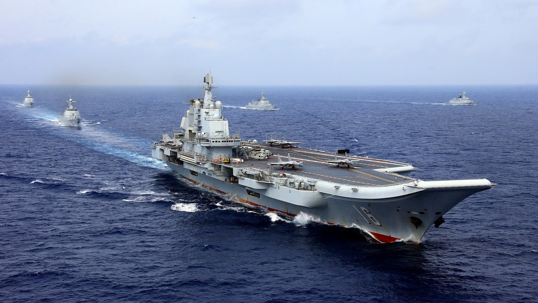 El Pentágono reconoce que China supera a EE.UU. en la construcción naval militar, de misiles y en defensa aérea integrada