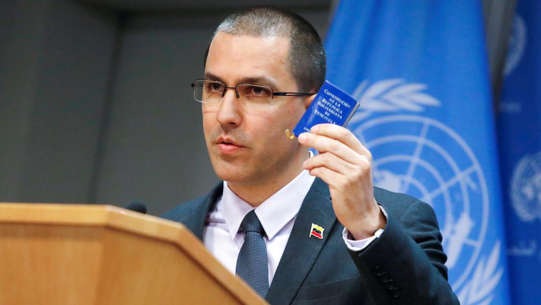 Venezuela reitera invitación a la ONU y a la Unión Europea para ser observadores de las elecciones parlamentarias de diciembre