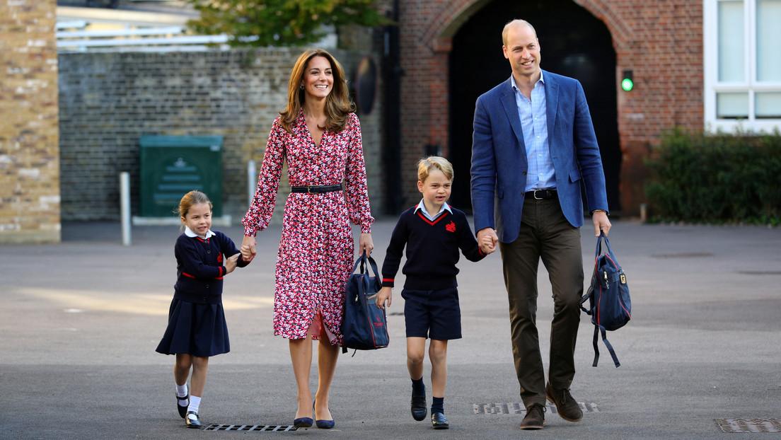 Defensores de los animales critican al príncipe Guillermo por llevar a su hijo de 7 años a una cacería de urogallos