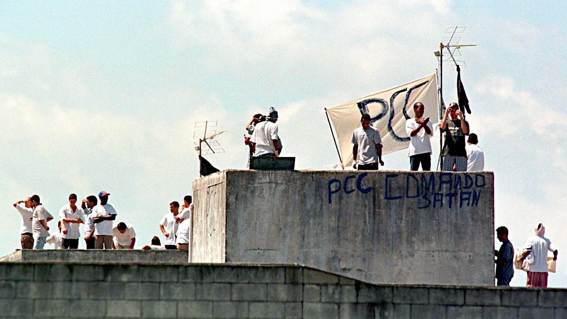¿Cómo es el PCC, la organización criminal más poderosa de Brasil?